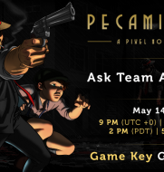 Steam AMA with TEAM and…Giveaway!